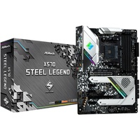 ASRock X570 Steel Legend AM4 Motherboard