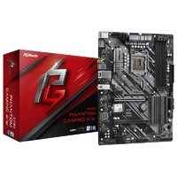ASRock Z490 Phantom Gaming 4/ac Intel LGA 1200 ATX Motherboard