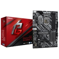 ASRock Z490 Phantom Gaming 4 Intel LGA 1200 ATX Motherboard